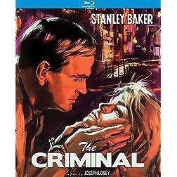 The Criminal (aka The Concrete Jungle) [Blu-ray]