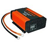 Truper 1500 W Power Inverter