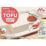 Mori-Nu Silken Tofu, Soft, 12 Ounce (Case of 12) (Tamaño: 12)