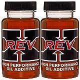 REV X Stiction Fix Oil Treatment - Two 4 fl. oz. Bottles