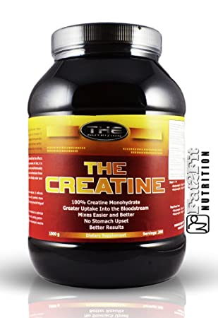 THE Creatine 1000g Pulver von THE Nutrition