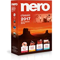 Nero 2017 Classic Software + Plantronics Gaming Headset