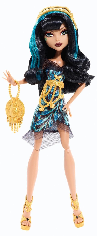 Monster High Black Carpet Cleo de Nile Doll