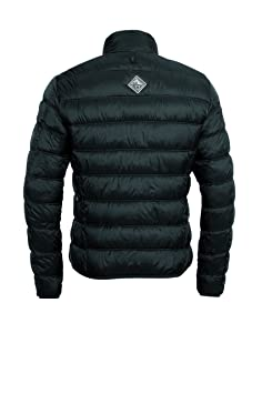 Tucano urbano 8889N8 lOW dOG-extra light down respirant and water-repellent jacket can be an worn insulating couche or as a separate veste-noir-taille xXXL