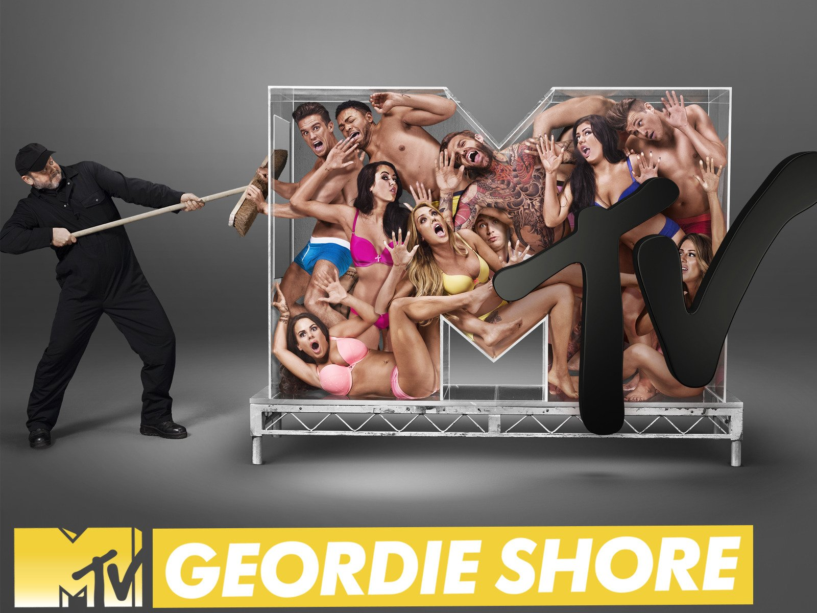 Geordie Shore on Amazon Prime Video UK