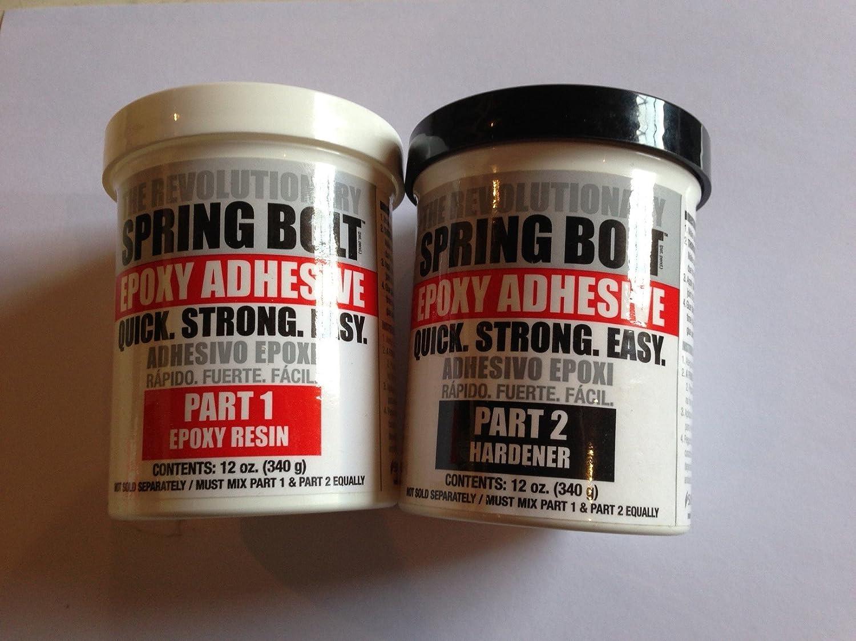 Best Two Part Epoxy : Surewood lnl part epoxy adhesive spring bolt