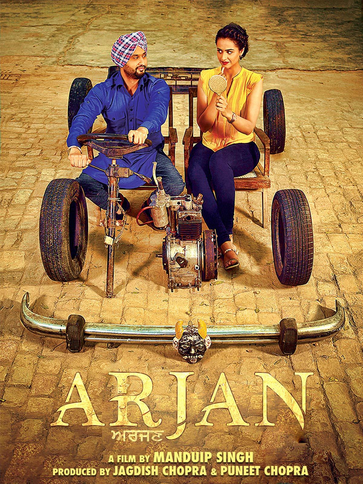 Arjan on Amazon Prime Video UK