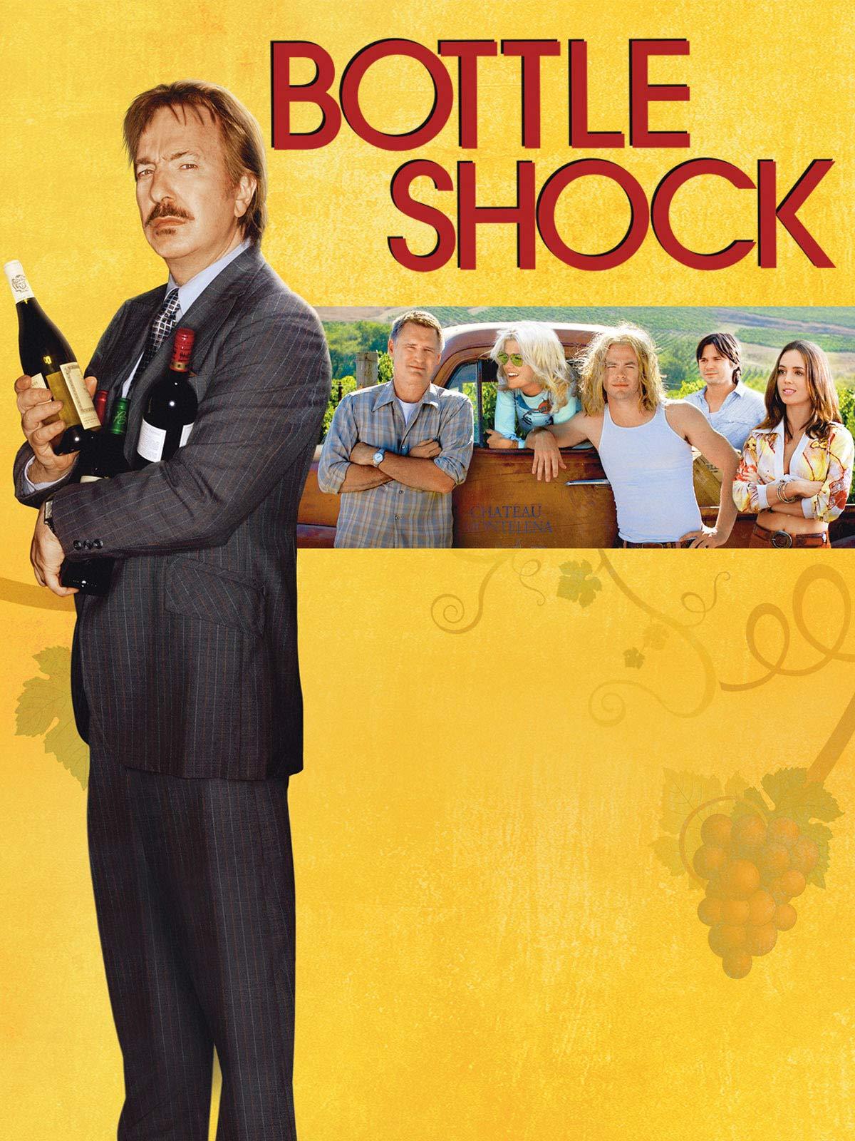 Bottle Shock on Amazon Prime Video UK