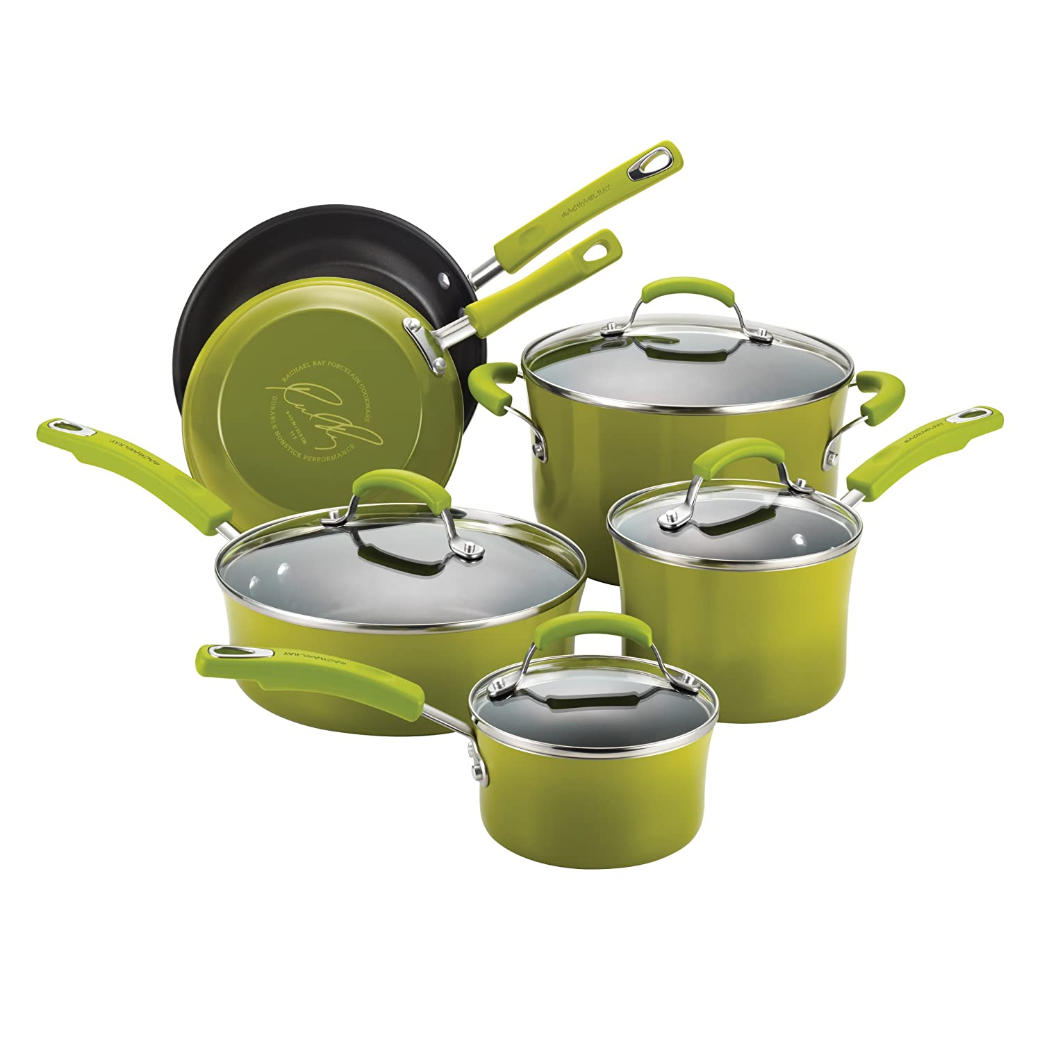 lime green kitchen accessories for decor