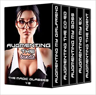 Augmenting the Bundle (The Magic Glasses The Complete Series)