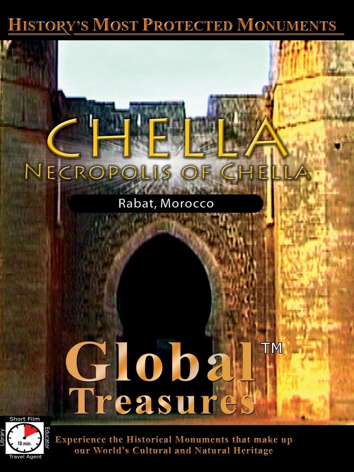 Global Treasures - Chella - Rabat, Morocco on Amazon Prime Video UK