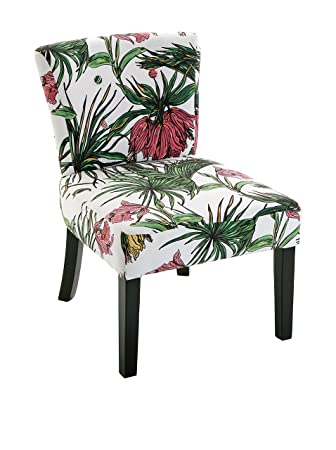 VERSA - chaise fauteuil tropical sans accoudoirs versa 19880404