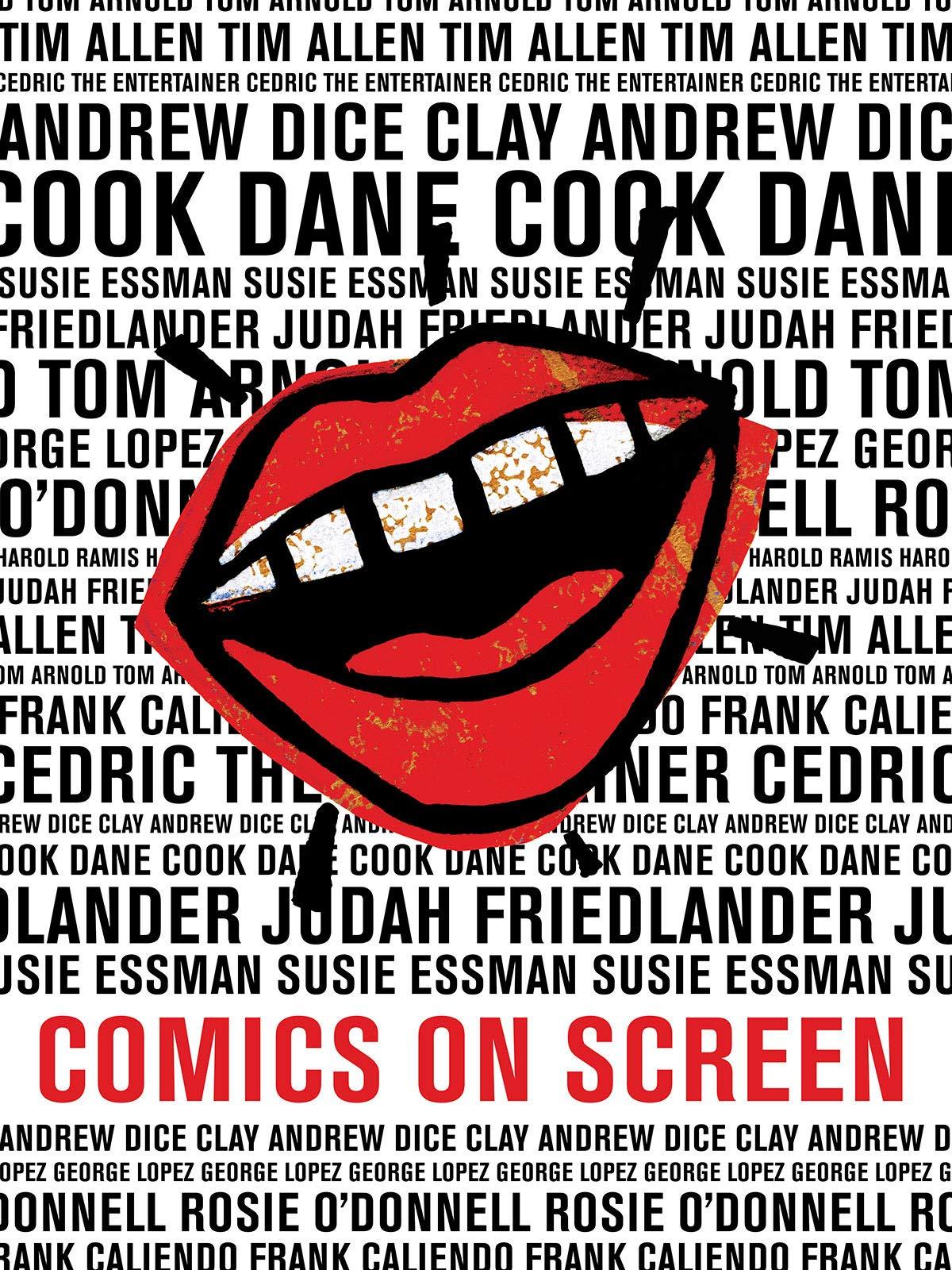 Comics on Screen on Amazon Prime Video UK