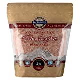 Ancient Ocean Himalayan Pink Salt, Coarse, 5 Pound