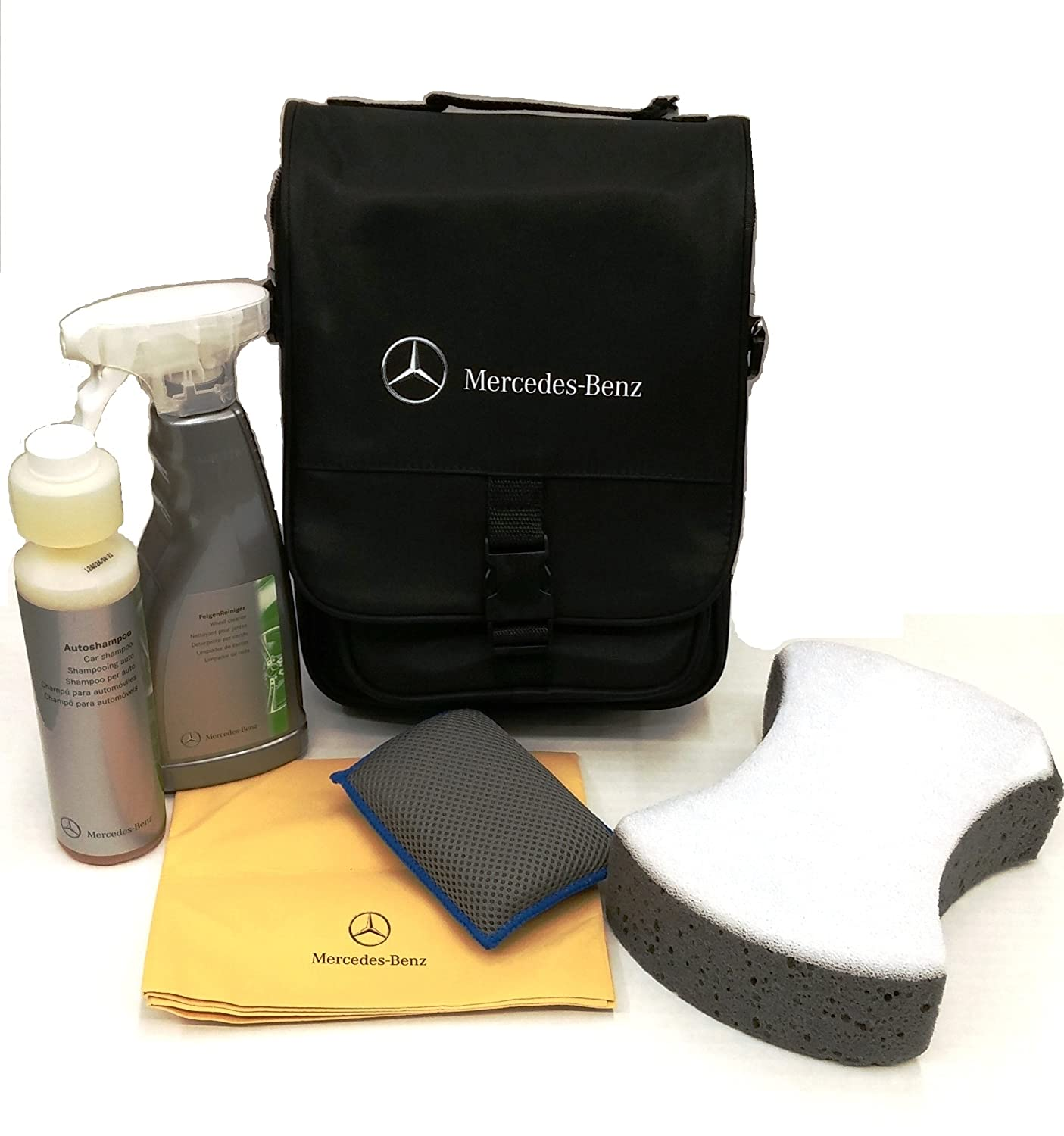 Exterior care car care cleaning kits review for Mercedes benz car care kit