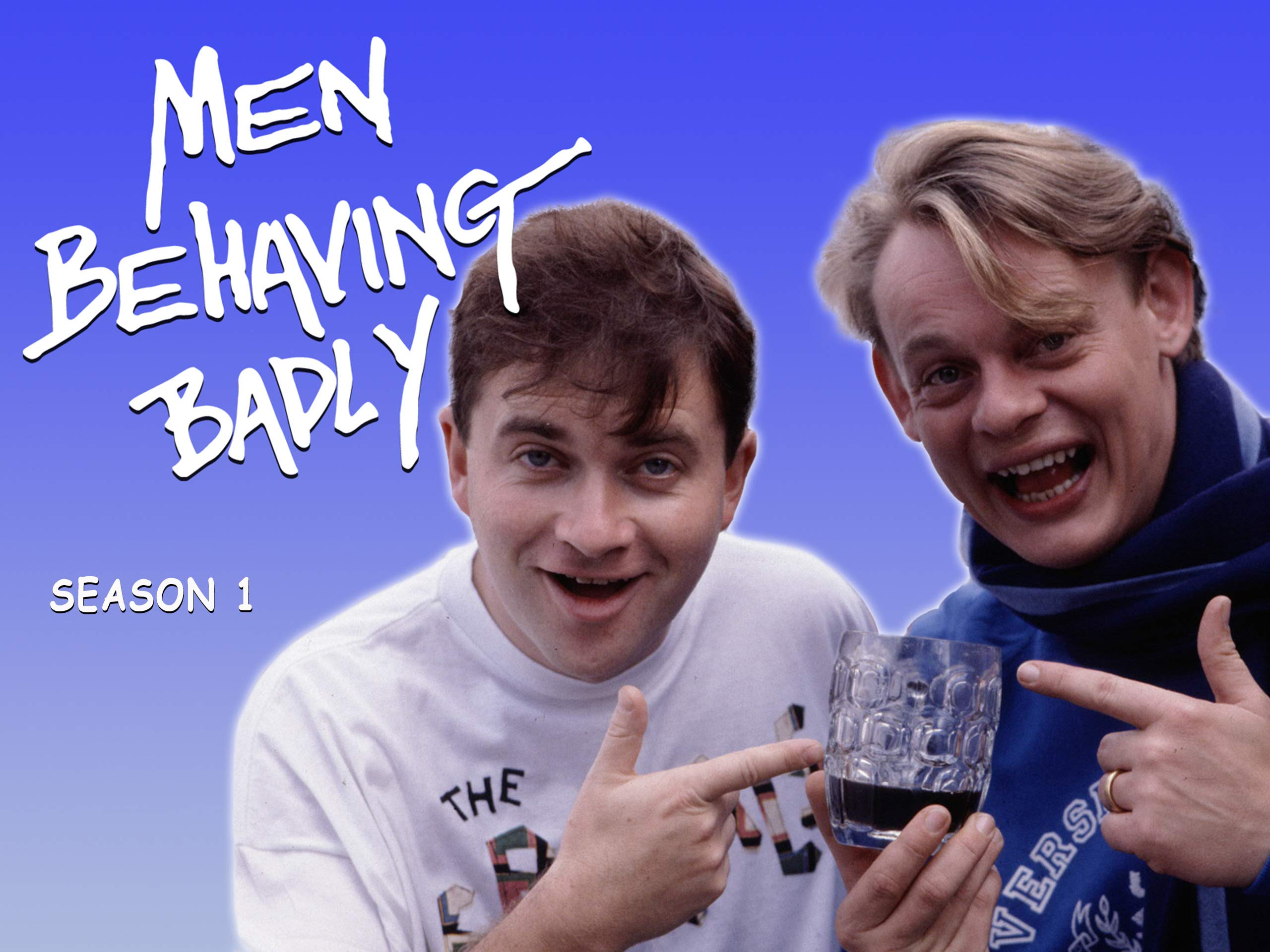 Men Behaving Badly on Amazon Prime Video UK