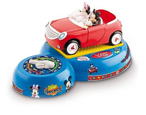 IMC Toys - 181083 - Jeu de Société - Course Contre la Montre Mickey