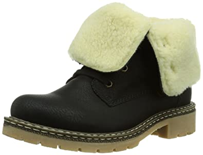 Rieker Y1421 01, Boots femme: 9* nbvghgfvb