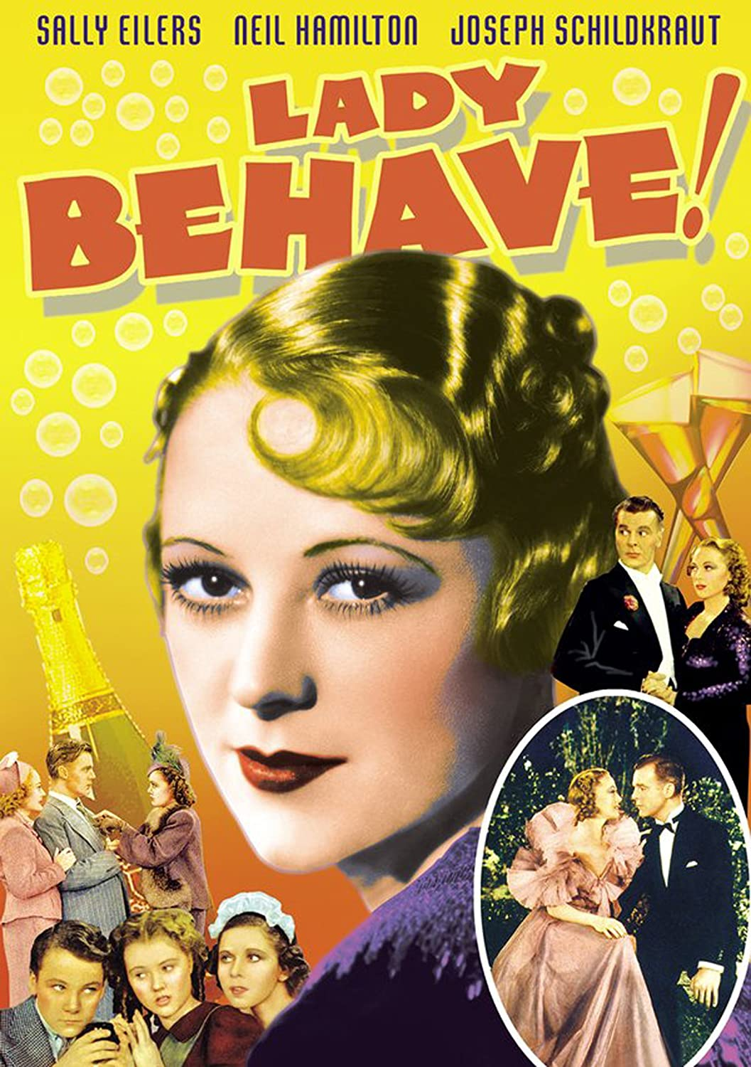 Lady Behave! Cover