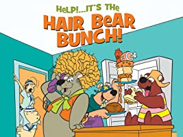 Help! It's the Hair Bear Bunch!: The Complete Series