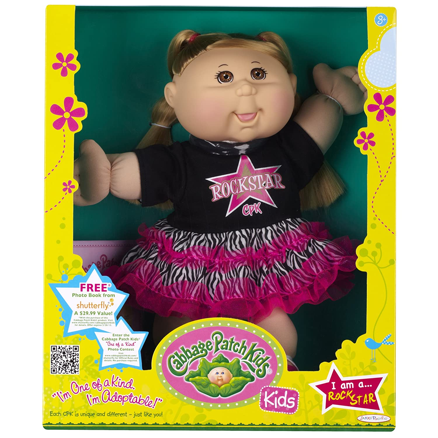 Rockstar Cabbage Patch Doll Musictutor55 S Blog