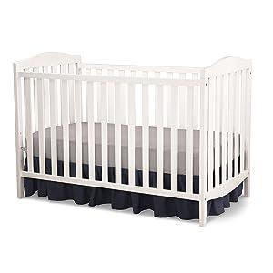 Delta Children Capri 3 in 1 Convertible Crib