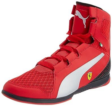 6d4321096b8 Puma Red Sneakers wearpointwindfarm.co.uk