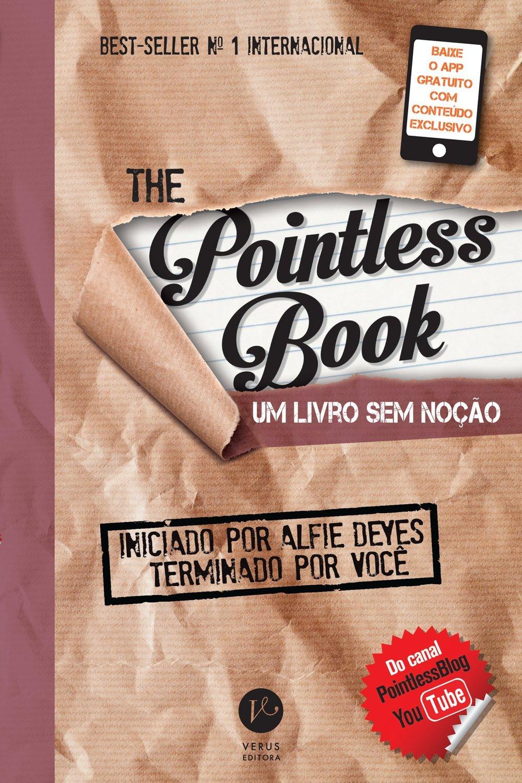 Resenha - The Pointless Book: Um livro sem noção