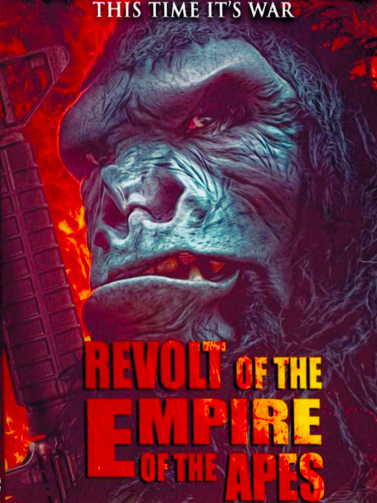 Revolt of the Empire of the Apes on Amazon Prime Instant Video UK