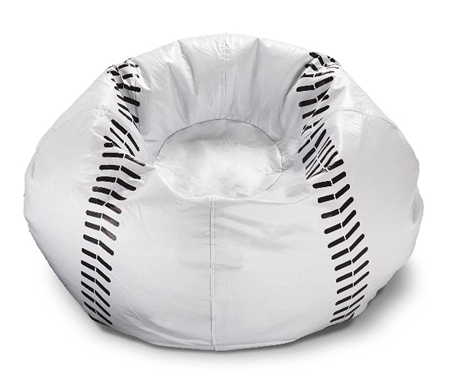 Ace Bayou Baseball Round Small Bean Bag