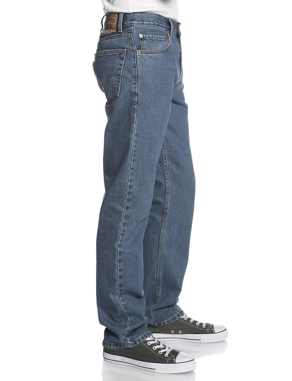 Levi's Men's 505 Regular Fit Jean: Levis