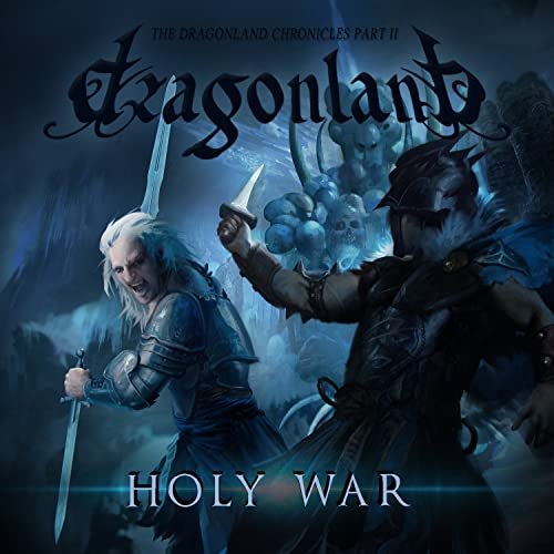 Dragonland - Holy War (Re-Release)