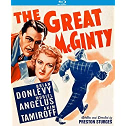 The Great McGinty (Special Edition) [Blu-ray]