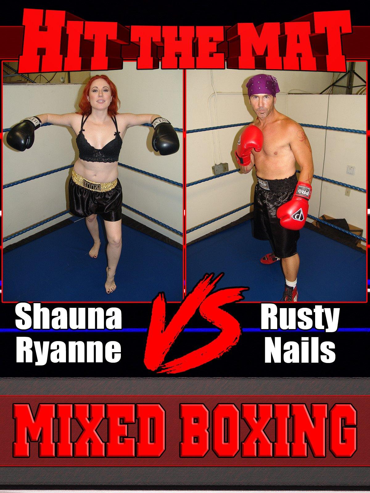 Shauna Ryanne vs Rusty on Amazon Prime Video UK