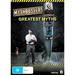 Mythbusters: Greatest Myths PAL/0