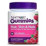 Natrol Hair Skin & Nails Gummy, 90 Count (Tamaño: 90)