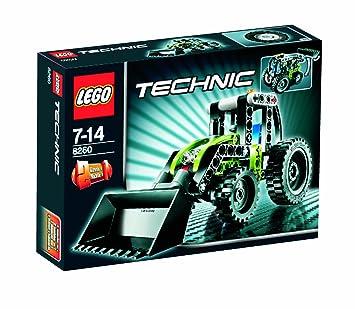LEGO - 8260 - Jeu de construction - Technic - Le mini tracteur