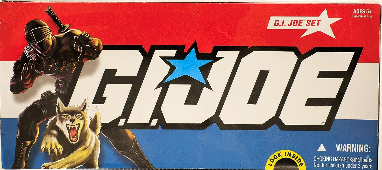 G.I. Joe Heroes Collector Set mit 5 Actionfiguren – 25th Anniversary Collection 2008 von Hasbro jetzt bestellen