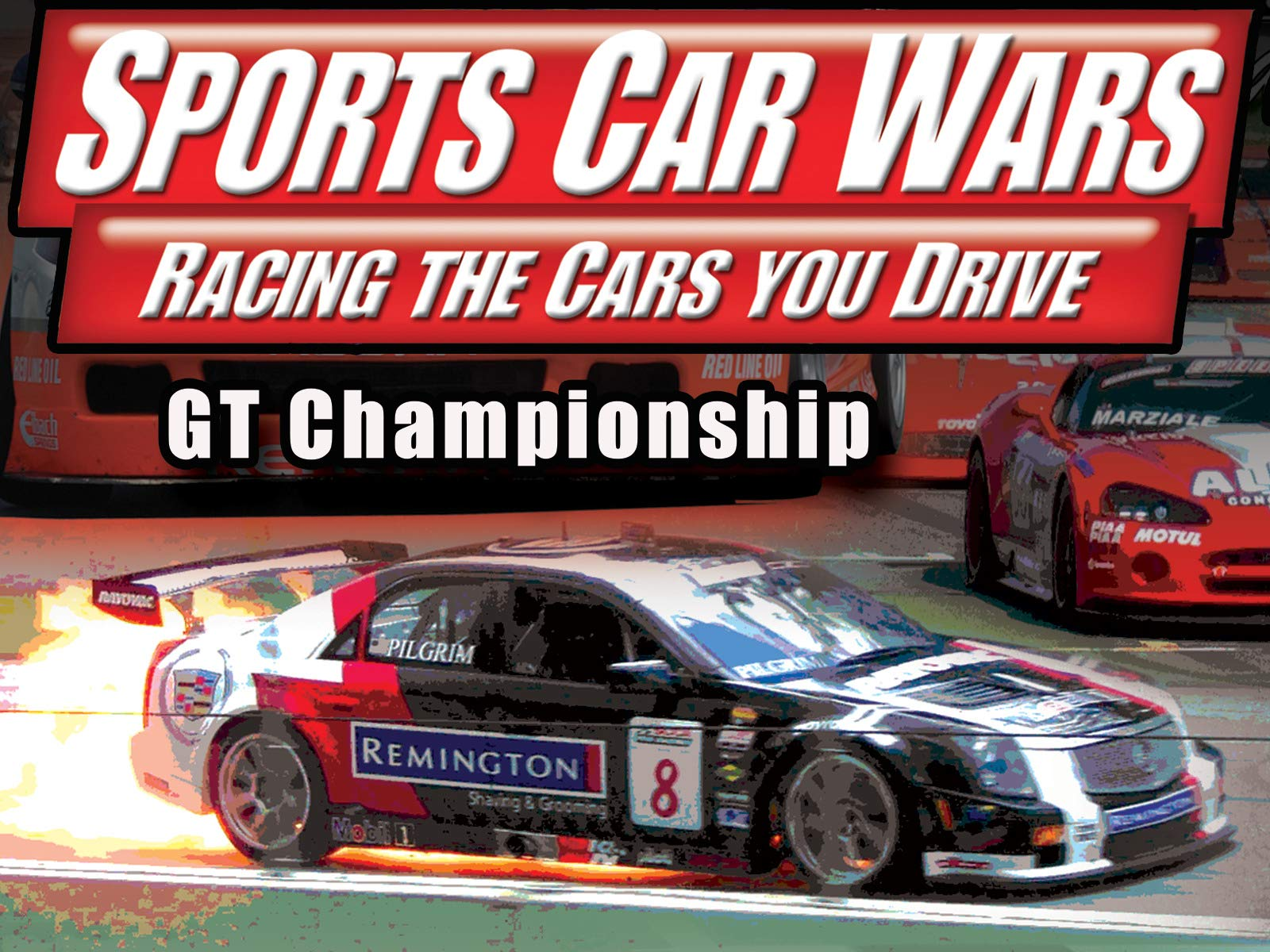 Sports Car Wars: GT Championship Speed World Challenge on Amazon Prime Instant Video UK