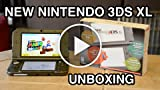 New Nintendo 3DS XL Unboxing & Features Overview!