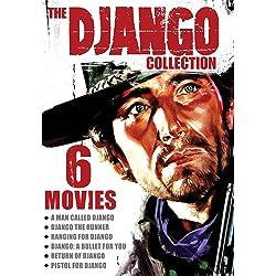 Django Collection Volume One: Six Film Set (Digitally Remastered)