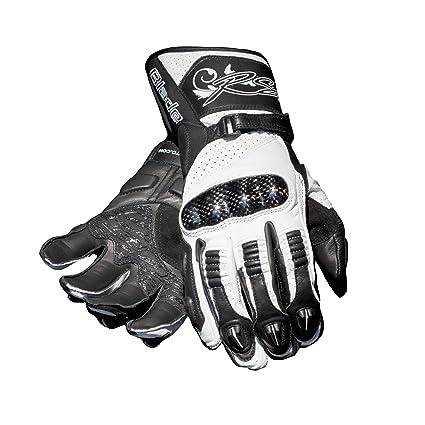 Nouvelle RST lame 1567 Mesdames moto gant blanc