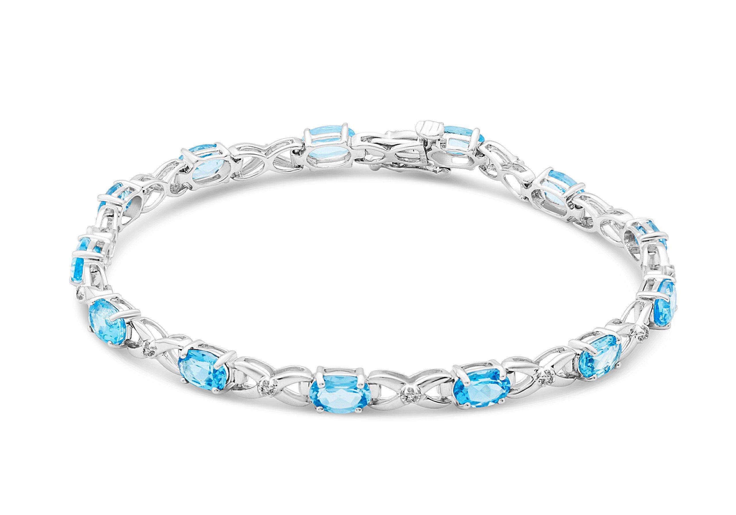 Pulseras con diamantes