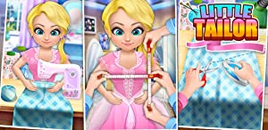 Little Tailor - Princess Fashion Outfit Designer from 6677g ltd