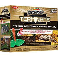 Spectracide Terminate Termite Insecticide 15 Ct Stakes