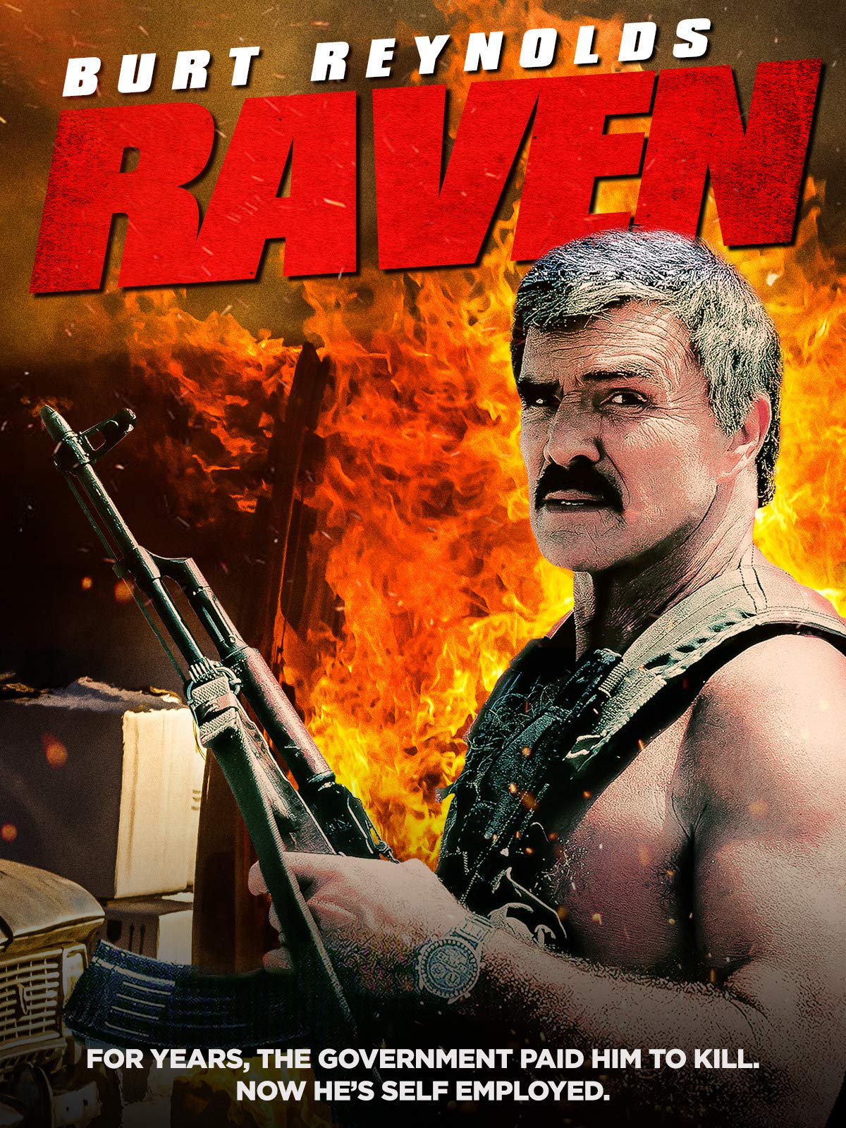 Raven on Amazon Prime Instant Video UK