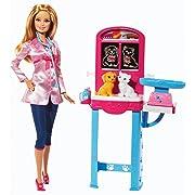 Barbie Careers Pet Vet Playset