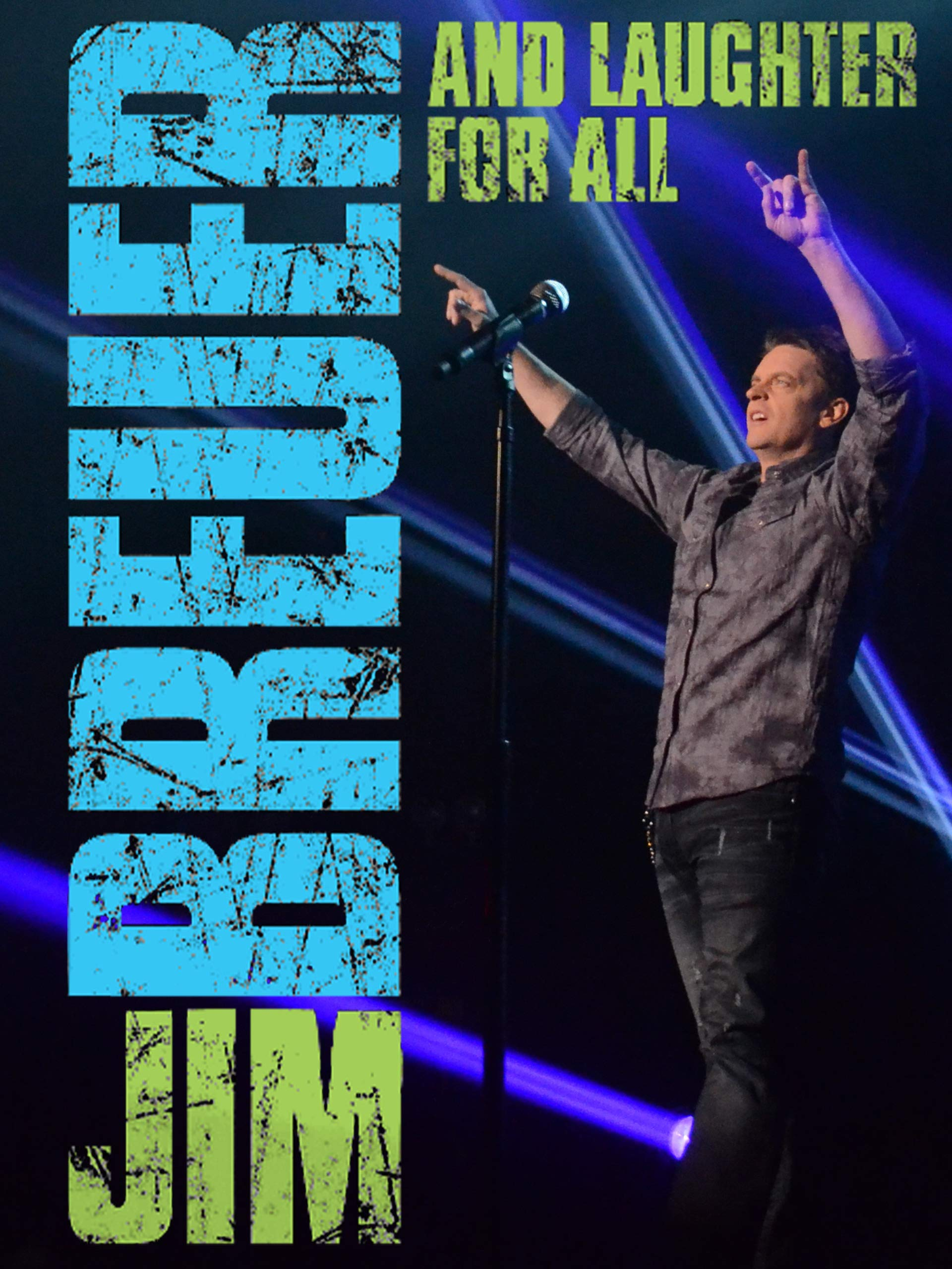 Jim Breuer.And Laughter For All on Amazon Prime Video UK