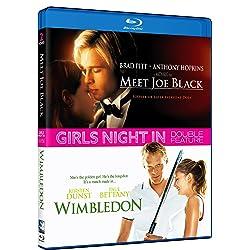 Girls Night In Double Feature: Meet Joe Black / Wimbledon [Blu-ray]