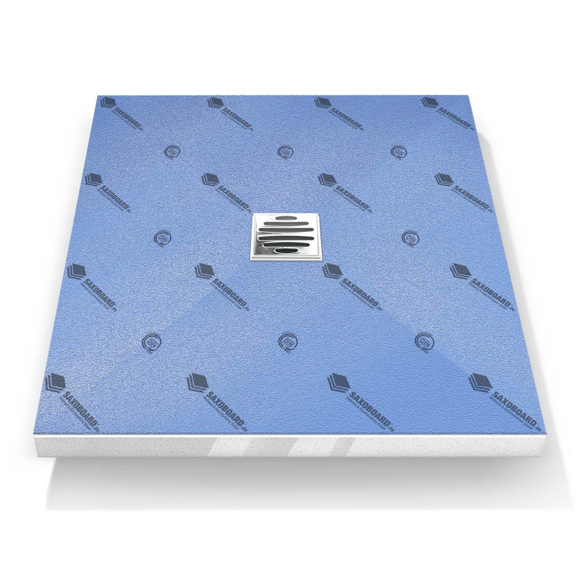 Befliesbares ebenerdiges Duschelement 100x100x4 cm   Kundenbewertungen